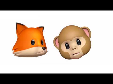 Animoji sing Clint Eastwood by Gorillaz
