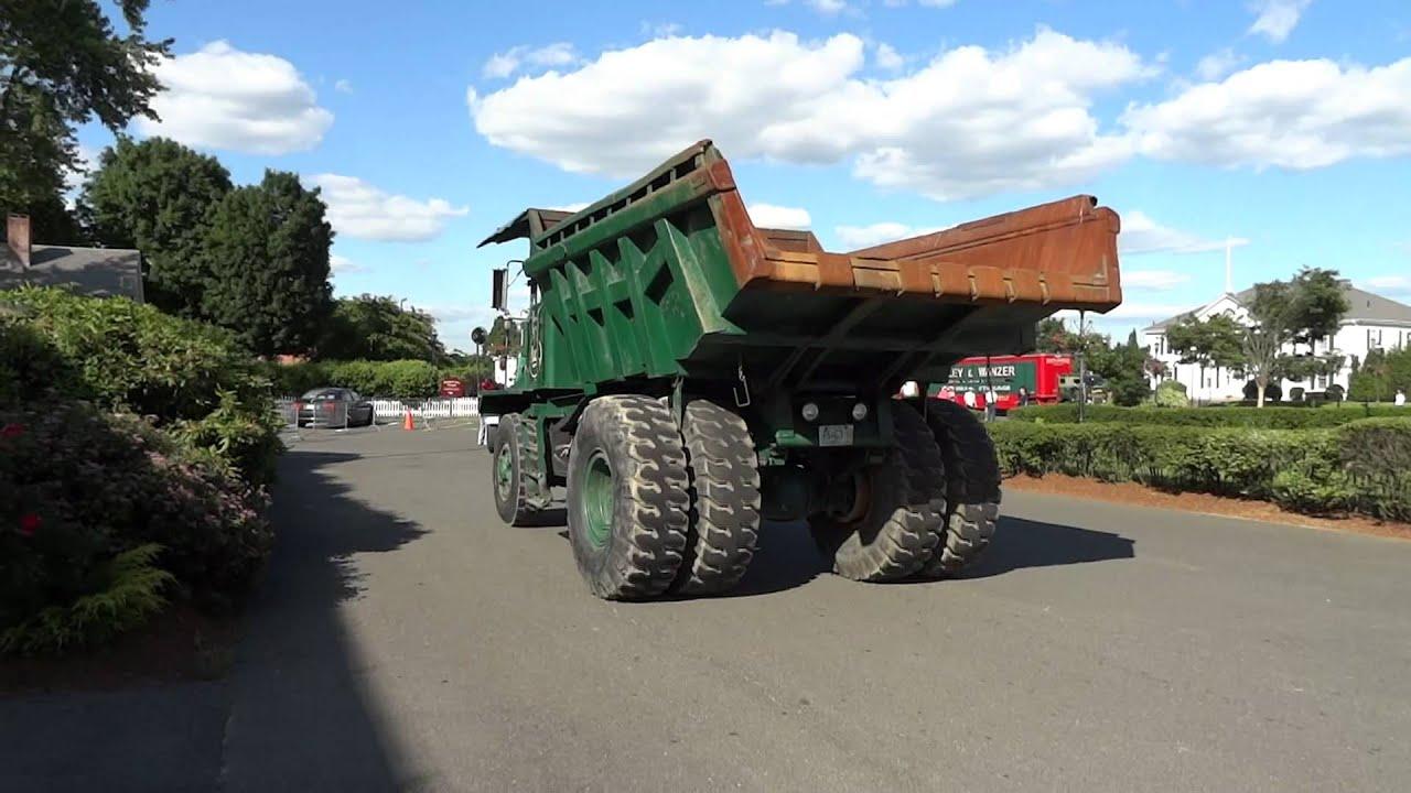 off road mack dump truck aths springfield 2012 [ 1920 x 1080 Pixel ]