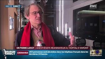 Covid-19: les hôpitaux de la région Île-de-France seront bientôt saturés