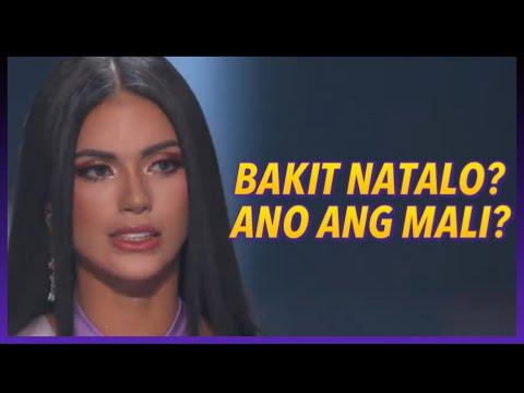 Ang Totoong Dahilan Kung Bakit Natalo Si Gazini Ganados Sa Miss Universe 2019