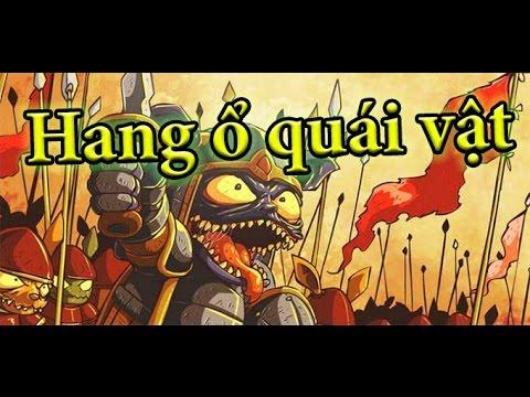 Game hang ổ quái vật | Video hướng dẫn chơi game 24H