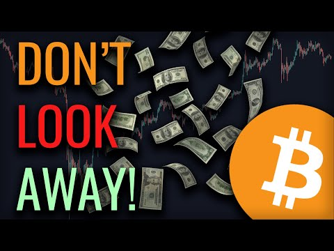 THIS MAJOR BITCOIN FACTOR MUST NOT BE OVERLOOKED - PAY CLOSE ATTENTION TO BITCOIN!!
