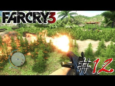 Смотреть прохождение игры Far Cry 3. Серия 12 - Поджигатель плантаций.