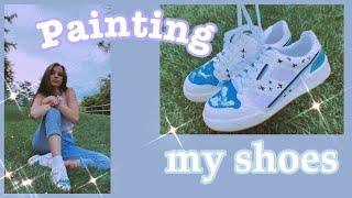 making my own custom shoes