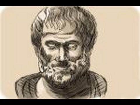 How to draw Aristotle - YouTube