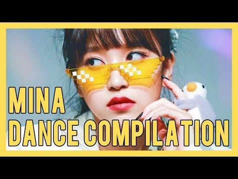 TWICE [트와이스] - MINA [미나] - BEST DANCE COMPILATION