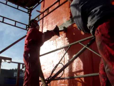 Paint Removal Offshore - RPR Technologies