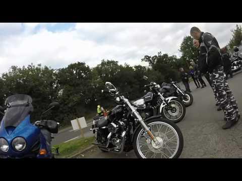 Jacks Hill Cafe Bike Meet Up August 2015 / Faceless Rebel / EP 3