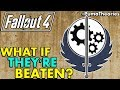Fallout 4 What Happens To The Brotherhood Of Steel After You Destroy Them PumaTheories mp3