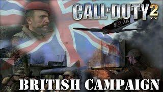 Call of Duty 2. British campaign