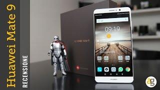 RECENSIONE Huawei Mate 9