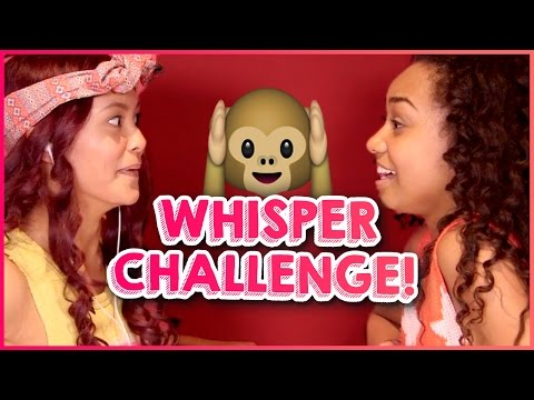 The Whisper Challenge - Project Mc²