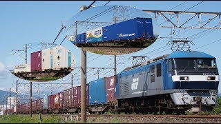 東海道本線 貨物撮影記 2018.5.24