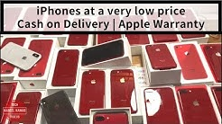 Used iPhones with cash on delivery | Cheap iPhone Market | Mumbai mobile market