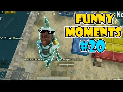 PUBG Mobile Funny Moments EP 20 - Massk