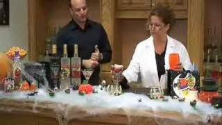 Adult Halloween Cocktails And Drinks From Van Gogh Vodka