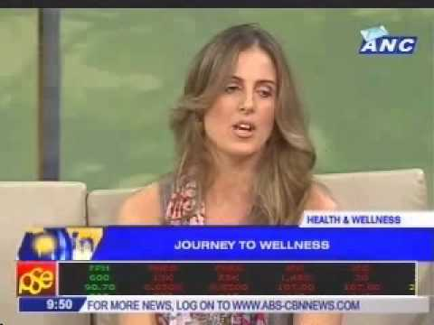 Urban Ashram Manila:  Journey to Wellness 2013 with Joan Hyman