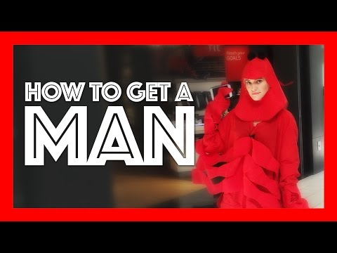 How To Find A Man | Libby The Lobster