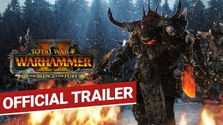 The Silence And The Fury Announce Trailer | Total War: WARHAMMER II