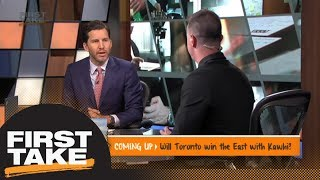 First Take debates if Rockets are right fit for Carmelo Anthony | First Take | ESPN