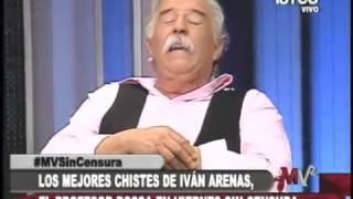 Los chistes de Don Carter, Fernando Alarcón e Iván Arenas en Mentiras Verdaders