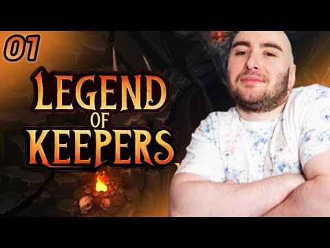 Vidéo d'Alderiate : [FR] ALDERIATE - LEGENDS OF KEEPERS - LE NOUVEAU JEU DE LA BOUCLE - EPISODE 1