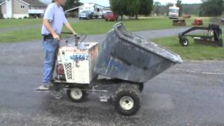 Miller Scoot Crete Mb16 Concrete Buggy Power Buggy Sale Mark Supply Co