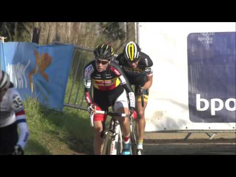 Cyclocross / Veldrijden - BPost Bank Trophy 2015/16 Round 1