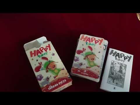 Happy Tarot vidéo
