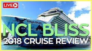 NCL Bliss Cruise Review | Cruise Q&A