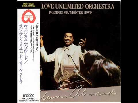 The Love Unlimited Orchestra - Welcome Aboard