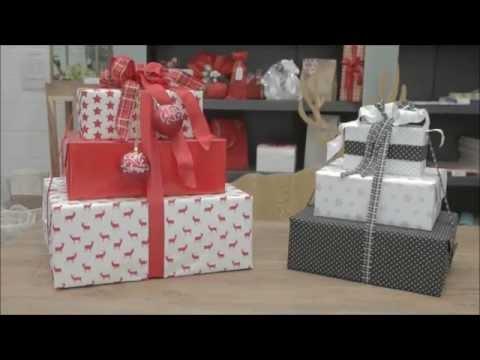Come incartare delle scatole per realizzare un pacchetto for Pacchetti soggiorno regalo