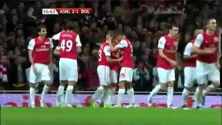 arsenal ju young park goal 아스널 박주영 골 mp4 mp4