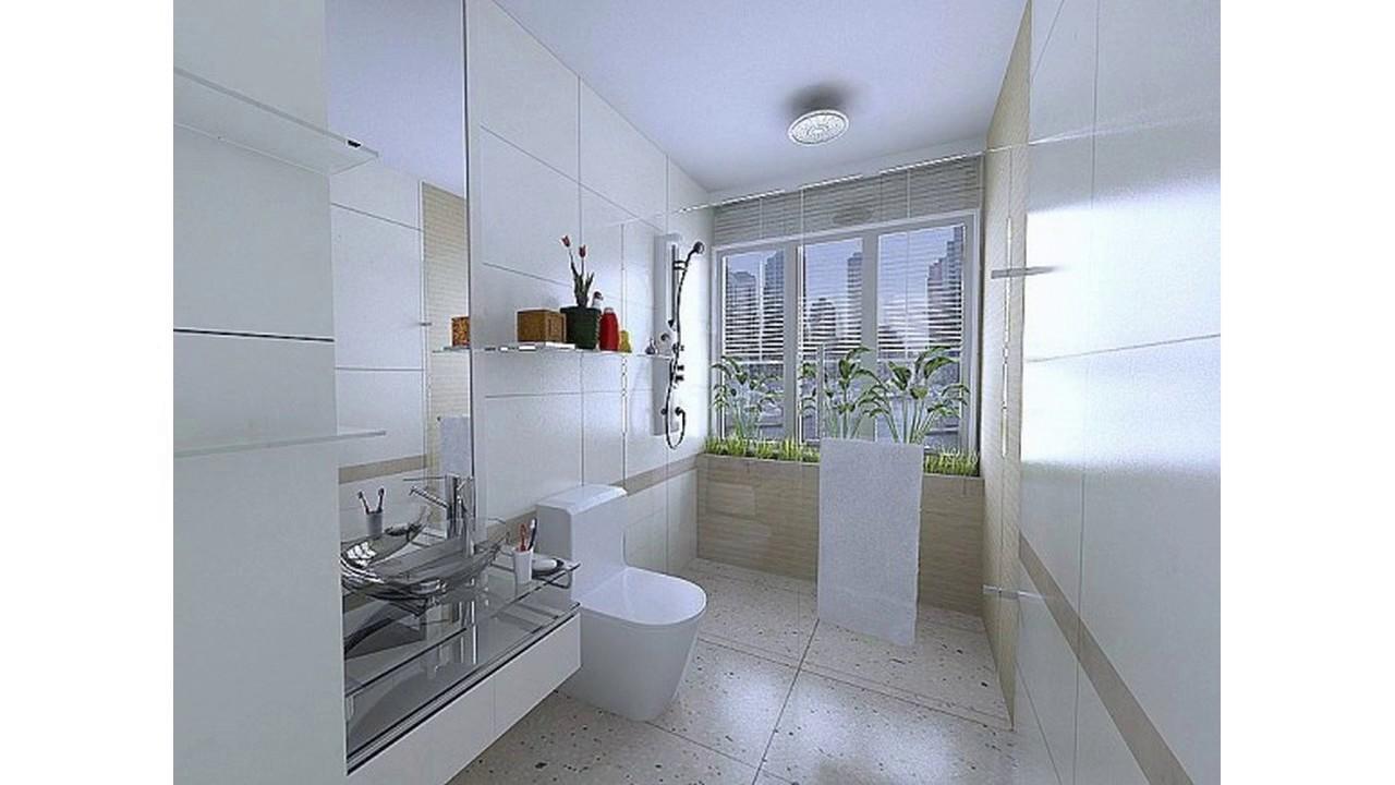 Weiße badezimmer design ideen