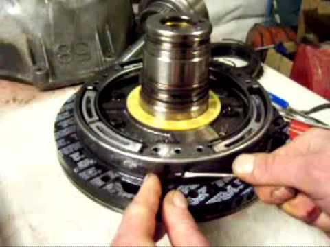 ford aod transmission oil pump and intermediate piston 727 transmission parts diagram 4r70w transmission parts diagram