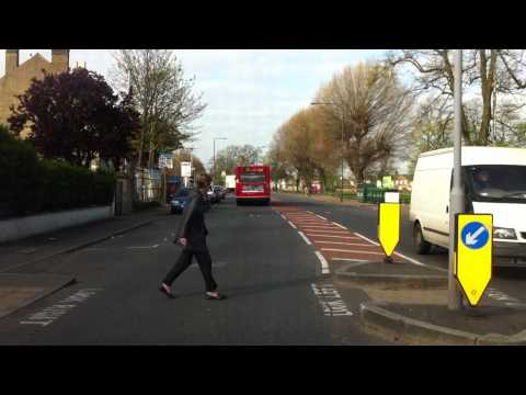 London streets (360.) - Brixton - Morden