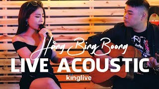 Live Acoustic / Hằng BingBoong / Yêu 5 Cover  | Saturday Radio