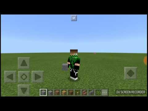Как сделать газ плиту в Minecraft Pe