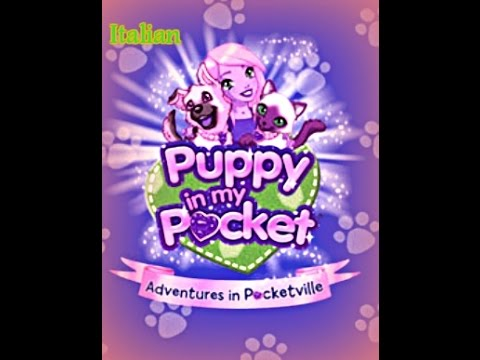 Puppy in my pocket song (italian)