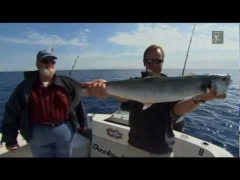 Pesca extrema com Robson Green  The World Tour FLORIDA HD