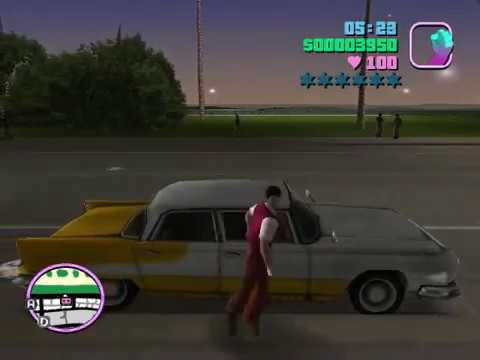 GTA  Vice City   'Demolition Man' Epic Fail #try6