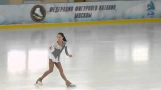 Алина Загитова, ПП, Первенство Москвы (ст.вз.) 2016
