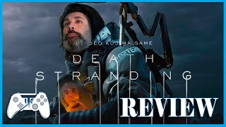 Death Stranding Review - Anyone for a nice romantic walk? (Video Game Video Review)