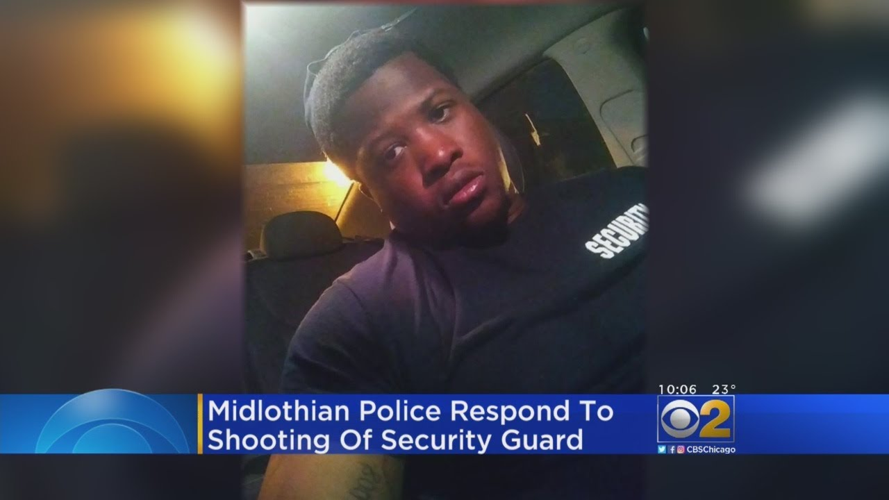 Jemel Robeson, Security Guard Killed At Work, Was A Father