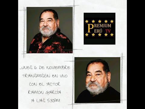 RAMÓN GARCÍA (ACTOR)