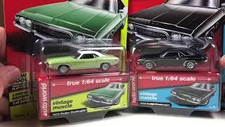 Auto World 2018 Premium Release 2 Unboxing from autoworldstore.com