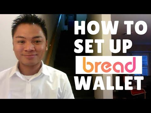Blockchain Tutorial #9 - How To Setup A Bread Wallet - By Denni Lovejoy