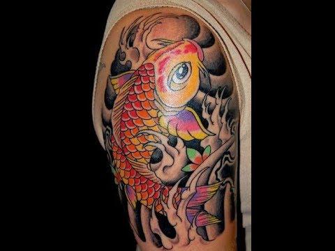 Fish Tattoos - Best Fish Tattoo Designs Ideas