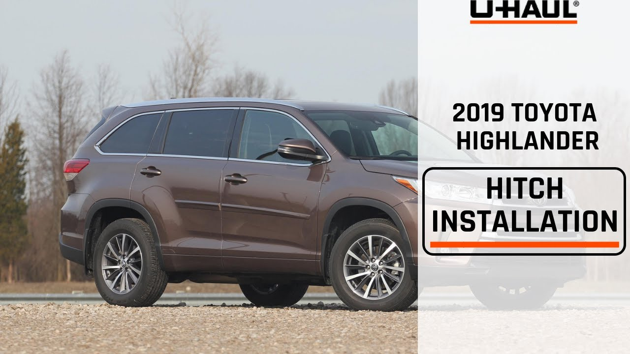 2019 Toyota Highlander Trailer Wiring Installation - YouTube on towing cable, ford focus trailer harness, towing accessories, car towing harness, dodge ignition wire harness, towing light harness, towing wiring connectors, towing stone guards,