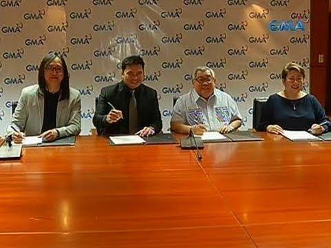 Gabby Concepcion, certified Kapuso pa rin matapos muling pumirma ng kontrata sa GMA Network